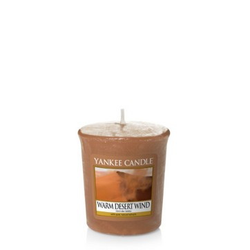 Warm Desert Wind - Yankee Candle Samplers Votive