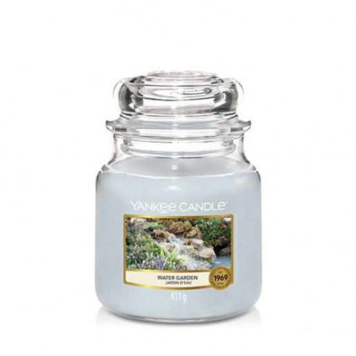 Water Garden - Yankee Candle Medium Jar