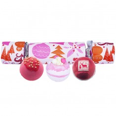 We Wish You A Rosy Christmas Cracker