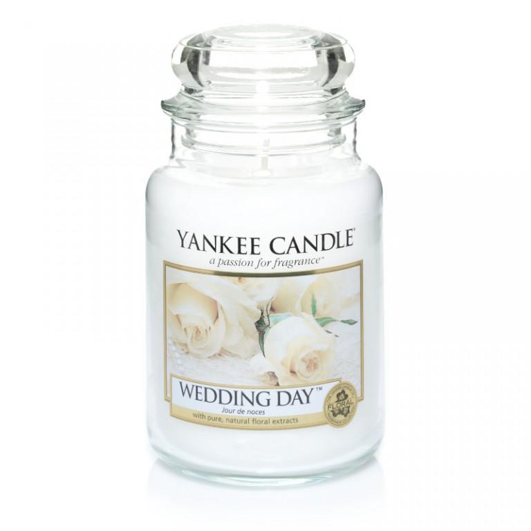 Wedding Day - Yankee Candle Large Jar