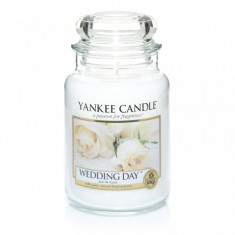 Wedding Day - Yankee Candle Large Jar