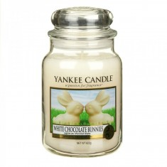 White Chocolate Bunnies - Yankee Candle Large Jar