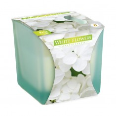 White Flowers - Scented Candle in Glass.jpg