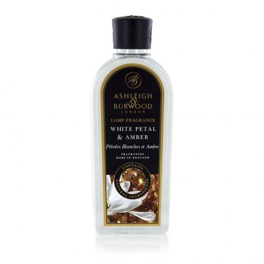 Fragrance Oil 500ml - White Petal & Amber