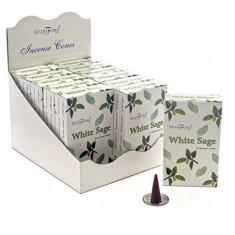 White Sage - Stamford Incense Cones