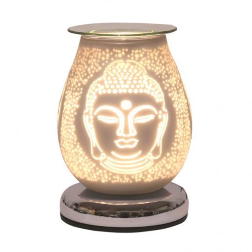 White Satin Buddha - Electric Wax Melt Burner