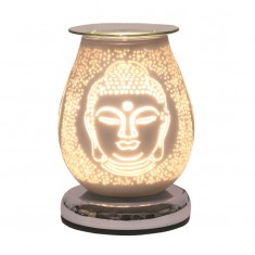 White Satin Buddha - Electric Wax Melt Burner