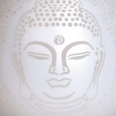 White Satin Buddha - Electric Wax Melt Burner zoom