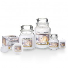 Winter Glow Yankee Candle family
