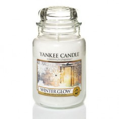 Winter Glow - Yankee Candle Large Jar