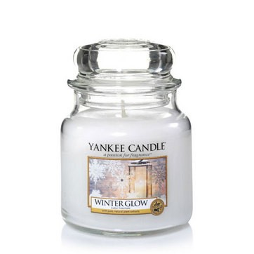 Winter Glow - Yankee Candle Medium Jar
