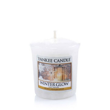 Winter Glow - Yankee Candle Samplers Votive