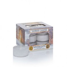 Winter Glow - Yankee Candle Tea Lights