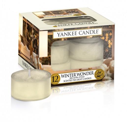 Winter Wonder - Yankee Candle Tea Lights