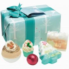Winter Wonderland Gift Set - Bath Bomb Cosmetics