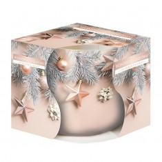 Wonderful Christmas - Scented Candle In Glass