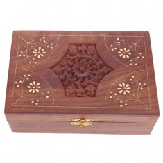 Wooden Box For Essential Oils 24