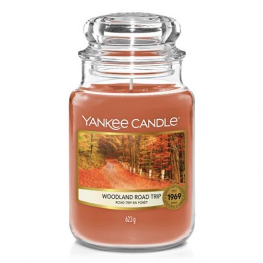 Woodland Road Trip - Yankee Candle Large Jar