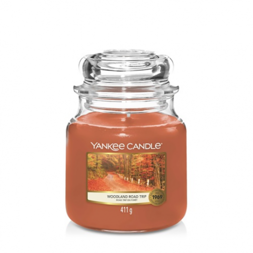 Woodland Road Trip - Yankee Candle Medium Jar