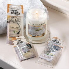 home fragrance yankee candle