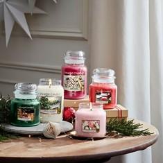Yankee Candle Christmas Jars