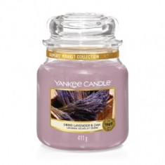 Dried Lavender & Oak - Yankee Candle Medium Jar