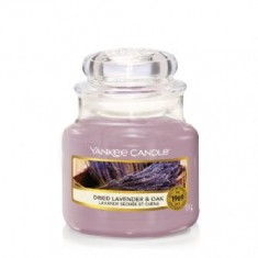 Dried Lavender & Oak - Yankee Candle Small Jar