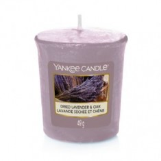 Dried Lavender & Oak - Yankee Candle Samplers Votive