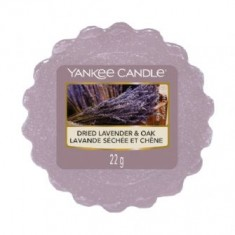 Dried Lavender & Oak - Yankee Candle Wax Melt