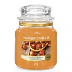 Golden Chestnut - Yankee Candle Medium Jar