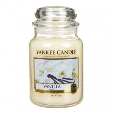 Vanilla - Yankee Candle  Large Jar