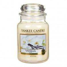 Vanilla - Yankee Candle  Large Jar