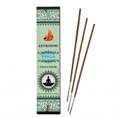 Yoga  - Ayurvedic Masala Incense Sticks
